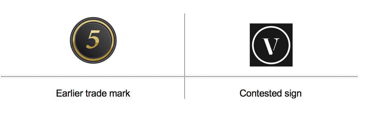 droit des marques  chiffres arabes vs  chiffres romains